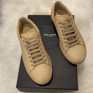 Saint Laurent Sneaker tan
